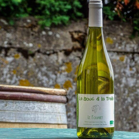 La Poleymoriote (vin blanc) Bio