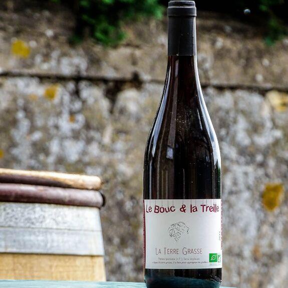 La Terre Grasse (vin rouge) Bio
