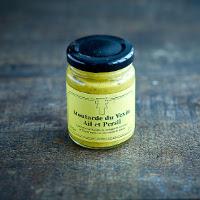 Moutarde du Vexin ail et persil