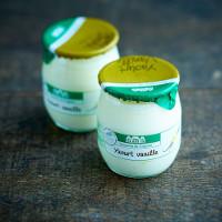 Yaourt fermier à la vanille