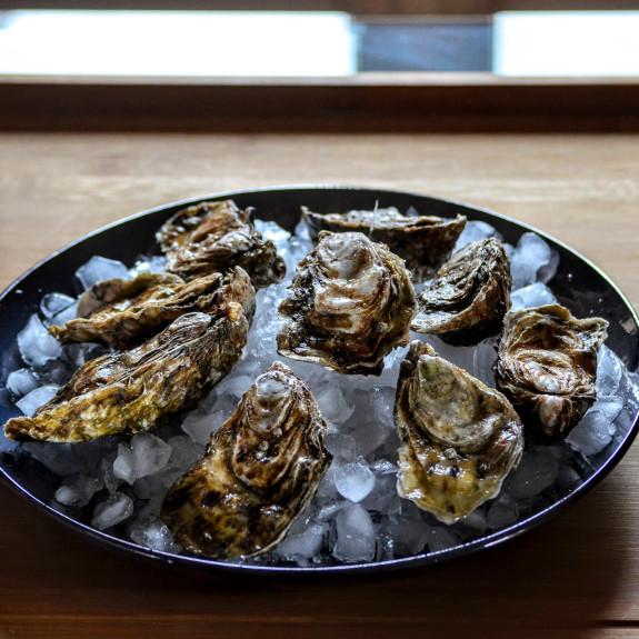 Huîtres spéciales pleine mer de Veules-les-roses n°3 bourriche