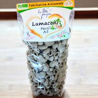 Pâtes Lumaconi Persil et ail Bio