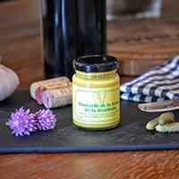 Moutarde de la ferme de la distillerie