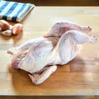 Petit poulet fermier