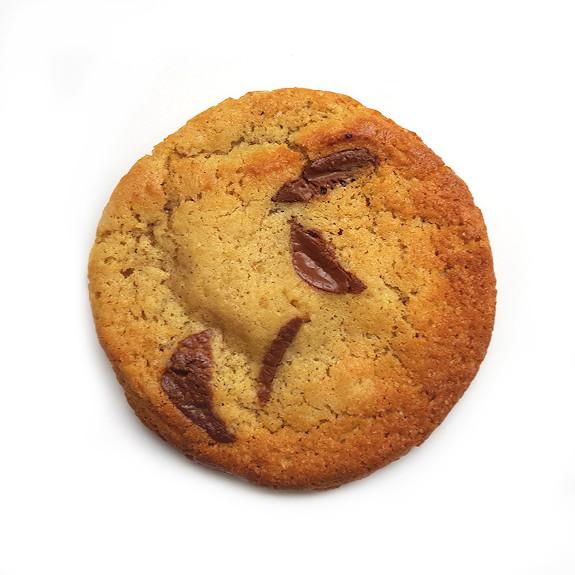 Cookie chocolat au lait bio