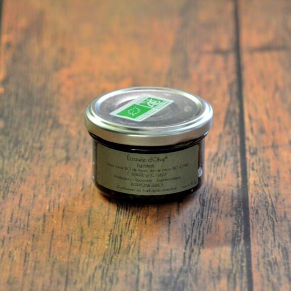 Ecrasé d'olives Bio