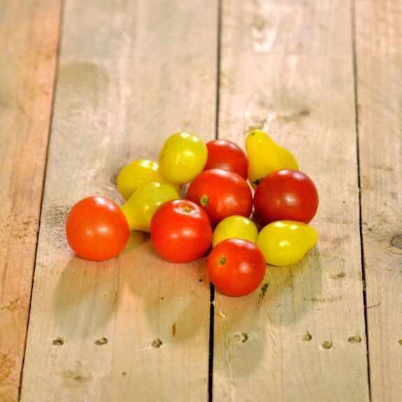 Tomate Cerise black cherry