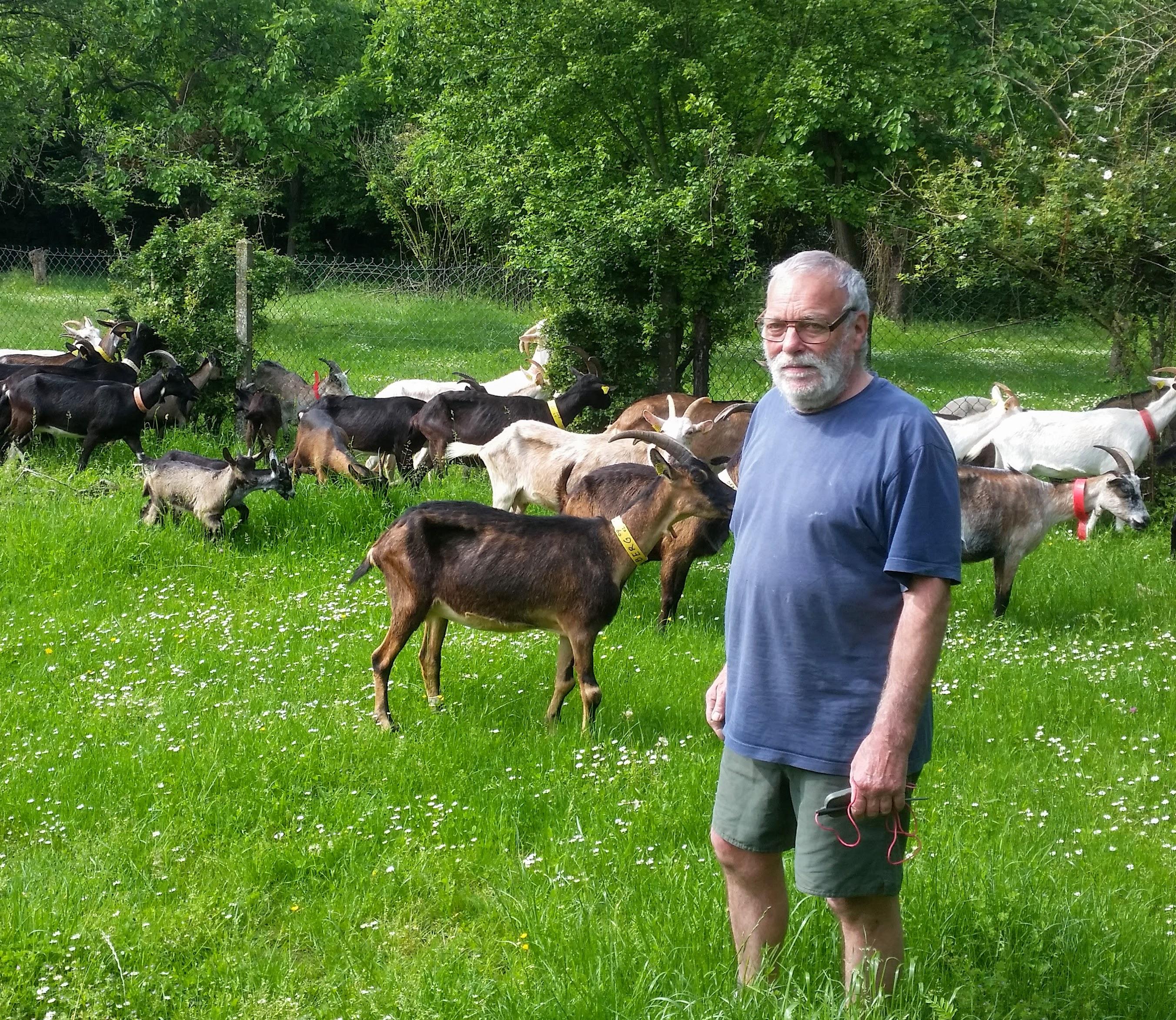 La chèvrerie du Bouc Vert